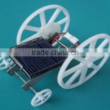 diy solar car toy for children