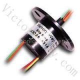 6 Ways Micro Capsule Slip ring