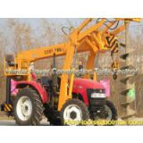 Hot sales Digger Derricks 360 Degree Tractor Crane