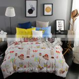Embroidery bed sheet/vietnam hand embroidery BS280