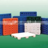 European standard blow molding plastic pallet / plastic tray for customize color