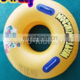 2016 summer hot single inflatable water floating tube