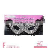 fancy dress silv masquerade masks customized masquerade masks glittering eye masks for prom