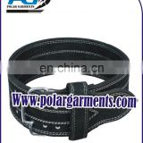 High quality Leather Weight lifting Belt