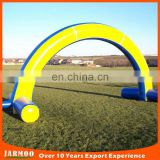 6 meters inflatable modeling-Arches red inflatable arch for sale