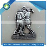 custom die casting antique metal key chain