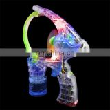 Big Bubbles Light Up Bubble Gun with Cute Music