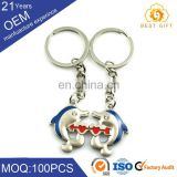Alibaba Certified Top Supplier Wholesale Promotional Jordan Keychain