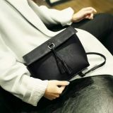 Quality choice Ladies Zipper pocket folding fashion latest ladies handbags