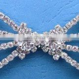 Latest rhinestone buckle pair accessories