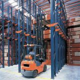 Corrosion Protection Free Design Drive In Pallet Racking