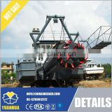 cutter suction dredger for Maldives