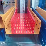 Hot dipped galvanized steel perforated cable tray with CE