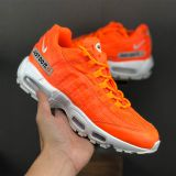 Nike Air Max 95 NAM01 For Women/Men in Orange Yellow