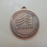Swimming Award medal Swimming Award medal China  races honor medallion