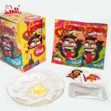 Hot Selling Cheap Popping Candy with Stick Tattoo Toy Sweets