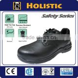 Leather Line dance Safety shoes