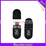 Lowest price promotion gifts 512m 1gb 2gb 4gb 8gb 16gb lipstick shape usb with custom logo free