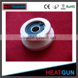 SMALL PLASTIC PULLEY COMBINED WITH HIGH POLISHING CERAMIC CERAMIC WIRE ROLLER NYLON ROPE PULLEY
