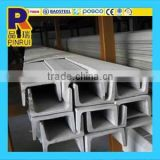 304 304L 316L 316 Stainless steel channel/H/T/I/square/angle bar Manufacturer for decoration and construction Pickled bright
