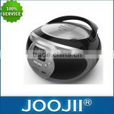 Portable boombox CD player with USB SD MP3 function