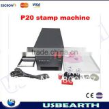 New released rubber stamp machine LY P20 Digital machine to make rubber stamp,PSM machine, rubber stamp machine for sale                                                                         Quality Choice