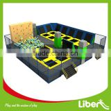 TUV SGS certified professional trampoline for sale indoor trampoline park                                                                                                         Supplier's Choice