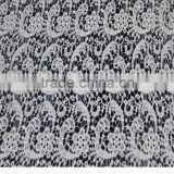 2015 new emboidery design garment lace, fashion dress, scarf