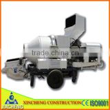 China No.1 rotaional drum ring gear diesel cement mixer 350L from leading supplier