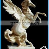 Durable life size horse statues