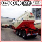 SINOTRUK bulk cement carrier tank transport truck semi trailer manufacturers for sale