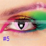 Hollywood fancy cosplay color contact lens Crazy contact lenses