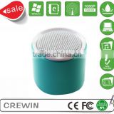 Portable 3.5mm jack mini bluetooth speaker with sd card memory card FM Mic
