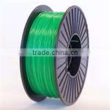 3mm ABS Filament Green for 3D Printer