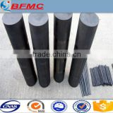 Isostatic graphite rod used in electric arc furnace