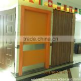 Steel Door with Window Insert,American Steel Doors(CE/ISO/SONCAP)