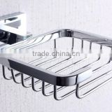 Metal s.s. Soap Basket,Bathroom Accessories Products Soap Dish Holder,Soap Box chrome