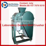 Best selling small lab roll mill,mini stone crusher from 29 years professional manufacturer