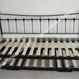 steel/metal double bed furniture,priness sofa bed .morden bedroom furniture for home ,S-09