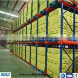 hot sales warehouse storage drive in racking system