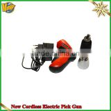 Good after service New Cordless Electric Pick Gun OBD2 Car locksmith tool Electric Pink Gun
