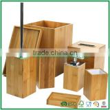 FB7-2008 eco-friendly Bamboo material bathroom sets                                                                         Quality Choice