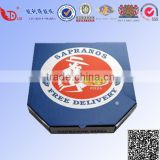Design Corrugated Take Out Pizza Box Fast Food Box