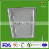 Dongguan 100% Recycled Molded Paper Pulp Tray,Amazon Electronic Products Pulp Moulding Packaging