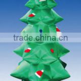 Hot Sale Inflatable Christmas Tree Shape Decoration / Outerdoor Decoration /Holiday Decoration