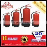 Hot selling 6L-9L AFFF portable foam fire extinguisher(tripod with plastic base)