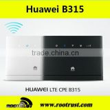 huawei b315 4g lte cpe industrial wifi router                                                                         Quality Choice