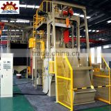 Dongheng series tumble belt shot blasting machine/tunnel shot blasting machine/surface cleaning sand blast machine from DH group