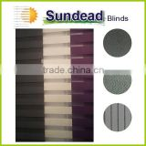 zebra roller panel hotel curtain easy install and home decor solution for Living Room blinds