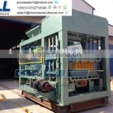 Normal packing standerd quick delivery SLL 4-20 road semi-automatic brick/block making machinery